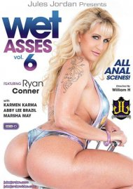 Stream Wet Asses 6 HD Porn Video from Jules Jordan Video!