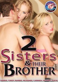 2 Sisters & Their Brother Porn Video