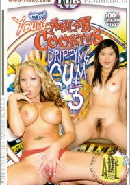 Young Asian Cookies Dripping Cum 3 Porn Video
