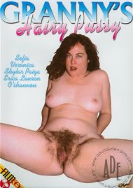 Granny's Hairy Pussy Porn Video