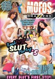 MOFOS: Real Slut Party 5 Porn Movie