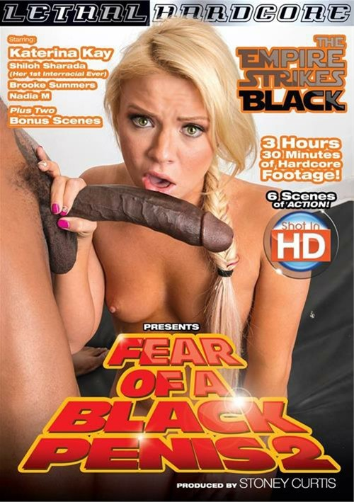 Fear Of A Black Penis 2 DVD porn movie.
