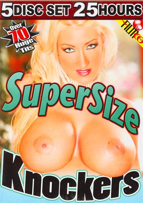Super Size Knockers 5-Disc Set Compilation FilmCo Big Boobs