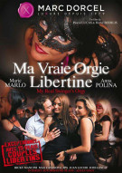 My Real Swinger's Orgy (French) Porn Video