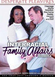 Interracial Family Affairs No. 4 Porn Video