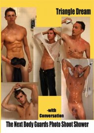 Next Body Guards Photo Shoot Shower - with Conversation Porn Video