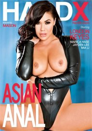 Asian Anal DVD porn movie from HardX.