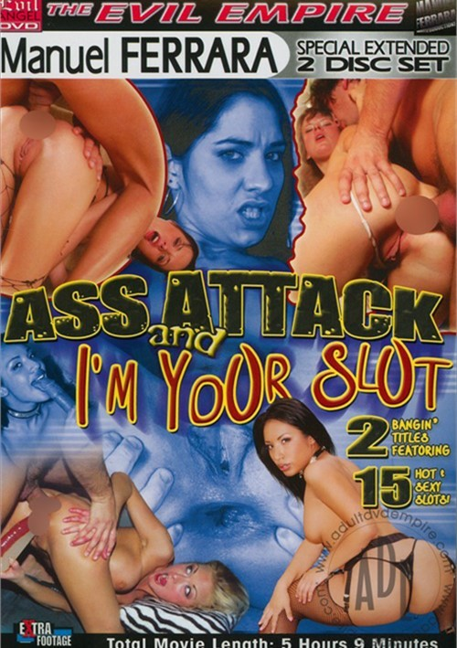 Ass Attack And I'm Your Slut Gonzo Manuel Ferrara Claudia Jamsson