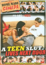 Teen Slut Lives Next Door, A Porn Movie