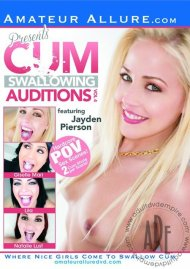 Cum Swallowing Auditions Vol. 4 Porn Movie