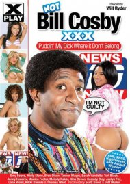 NOT Bill Cosby XXX: Puddin My Dick Where it Dont Belong! Porn Movie