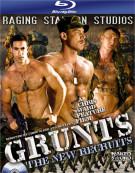 Grunts: The New Recruits Blu-ray