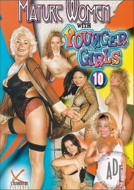 Mature Women with Younger Girls 10 Porn Movie