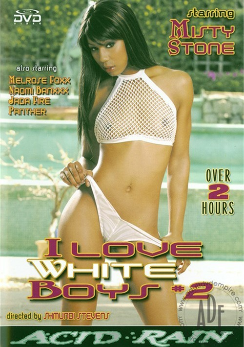 I Love White Boys 2 Interracial Acid Rain Jada Fire