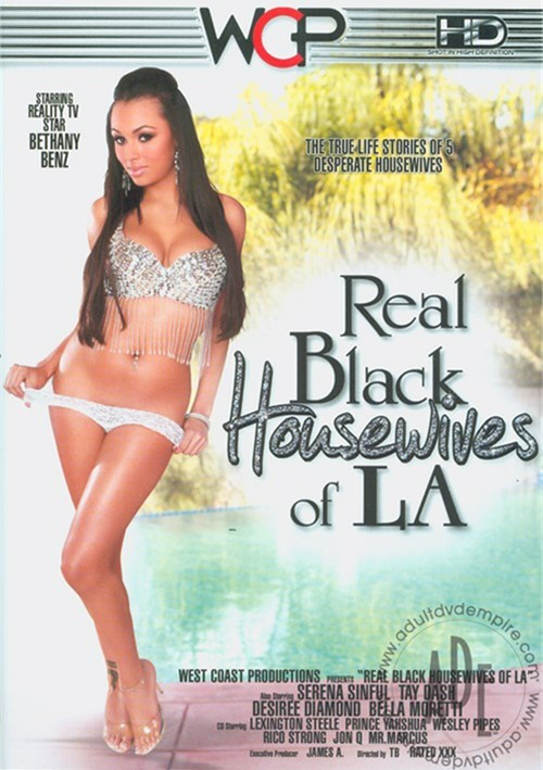 Real Black Housewives Of LA (2010)