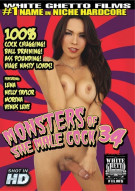 Monsters Of She-Male Cock 34 Porn Movie