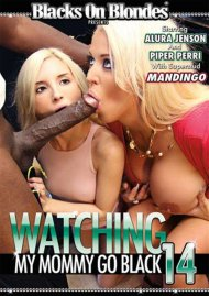 Watching My Mommy Go Black 14 DVD Image from Blacks on Blondes.