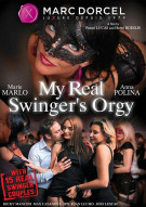 My Real Swinger's Orgy Porn Video