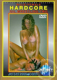 Male/Female Hardcore Oil Wrestling 2 Porn Movie