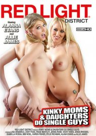 Kinky Moms & Daughters Do Single Guys Porn Movie