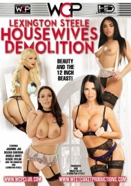 Lexington Steele Houswives Demolition porn video from West Coast Productions.