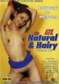 ATK Natural & Hairy 12 Porn Movie
