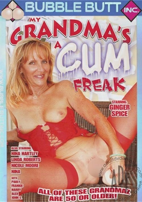 My Grandmas A Cum Freak
