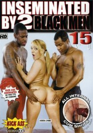 Inseminated By 2 Black Men #15 Porn Video