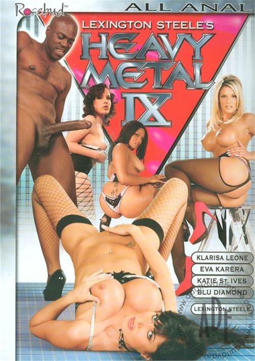 Lexington Steeles Heavy Metal 9