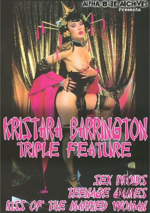 Kristara Barrington Triple Feature
