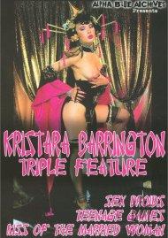 Kristara Barrington Triple Feature Porn Video