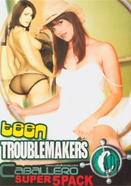 Teen Troublemakers Super 5 Pack Porn Movie