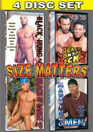 Size Matters 4-Pack Porn Movie
