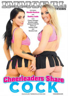 Cheerleaders Share Cock