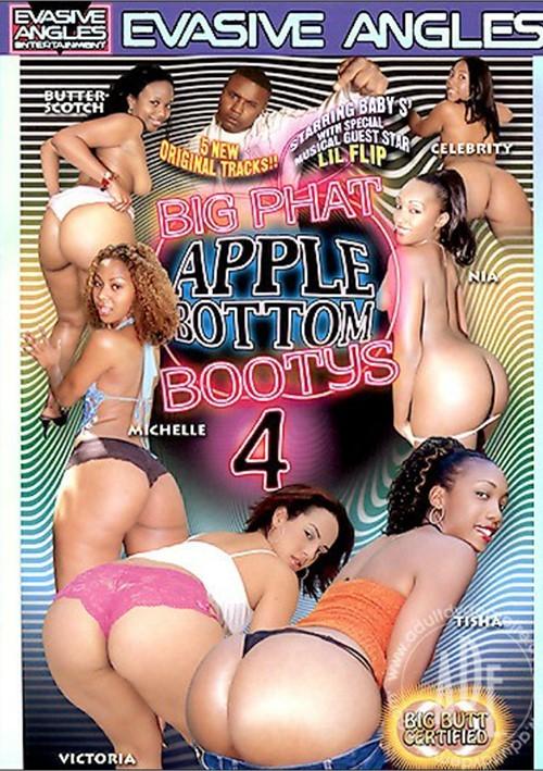 nude big phat apple bottom booty