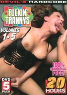 Fuckin Trannys Vol. 1-5 Porn Movie