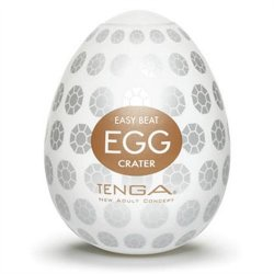 Tenga Easy Beat Egg - Crater Sex Toy
