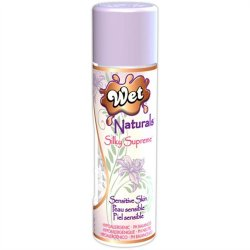 Wet Naturals Silky Supreme - 3.1 oz. Sex Toy