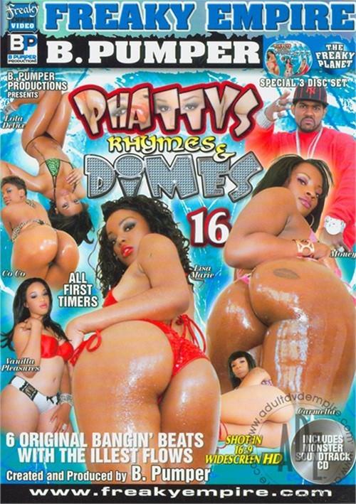 Phattys Rhymes & Dimes 16 Coco (IV) Brian Pumper Brian Pumper