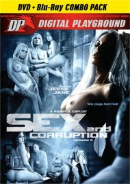Sex And Corruption Episode 2 (DVD + Blu-ray Combo) Porn Movie