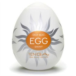 Tenga Easy Beat Egg - Shiny Sex Toy