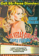 Las Vegas Girls Triple Feature Porn Video