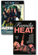 Family Heat / A Family Affair 2-Pack Porn Movie