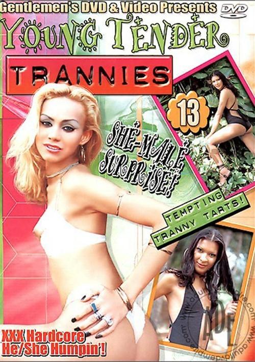 Young Tender Trannies #13 18+ Teen Transsexuals 2004 Transsexual