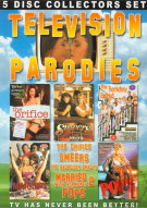 Television Parodies (5-Pack) Porn Movie