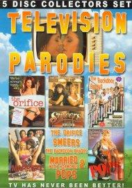 Television Parodies (5-Pack) Porn Movie