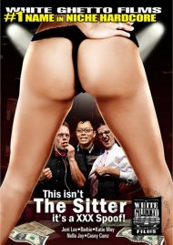 This Isnt The Sitter...Its A XXX Spoof! Porn Movie