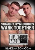 Straight Gym Buddies Wank Together Porn Video