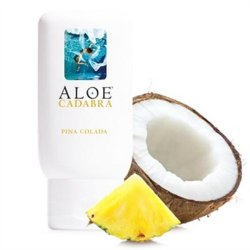 Aloe Cadabra - Pina Colada - 2.5 oz. Sex Toy