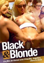 Black & Blonde Porn Video